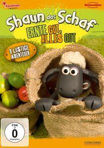 Shaun das Schaf Ernte gut alles gut