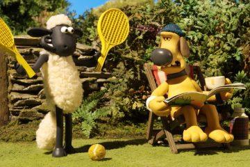 Shaun das Schaf Ernte gut alles gut Frontpage