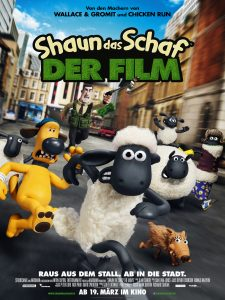 Shaun das Schaf der Film