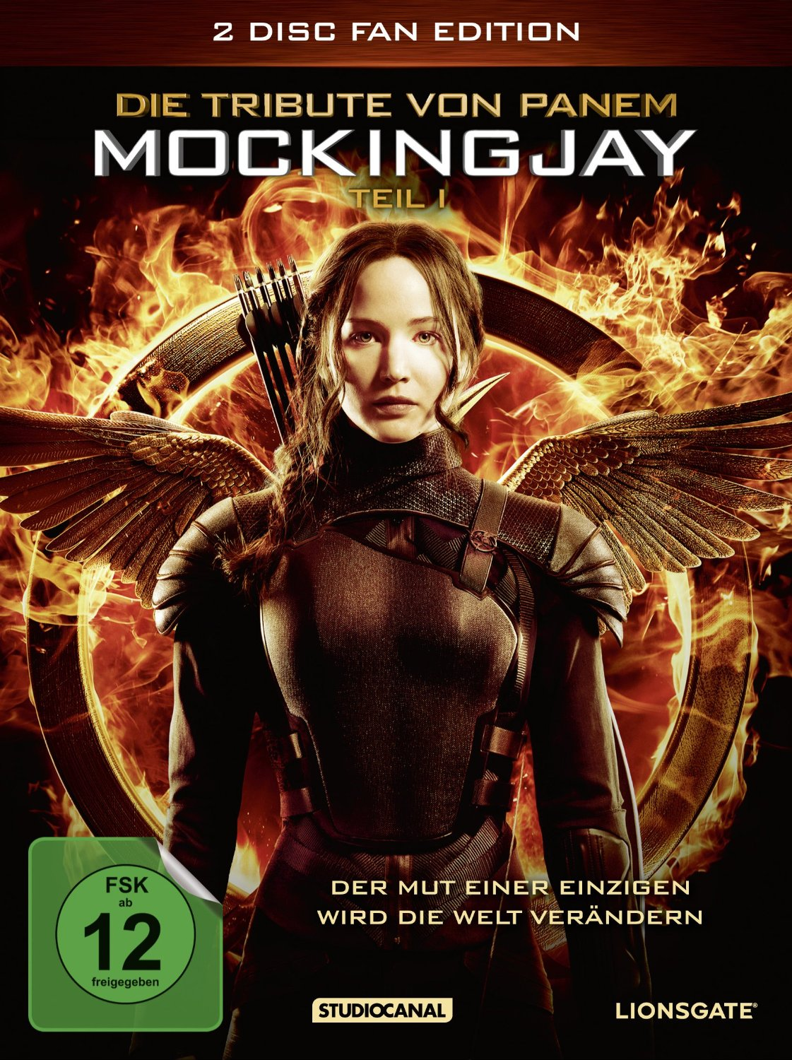 Tribute Von Panem The Mockingjay
