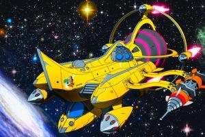 Space Dandy Staffel 1