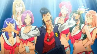 Space Dandy Staffel 1