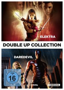 Elektra Daredvil Double Collection