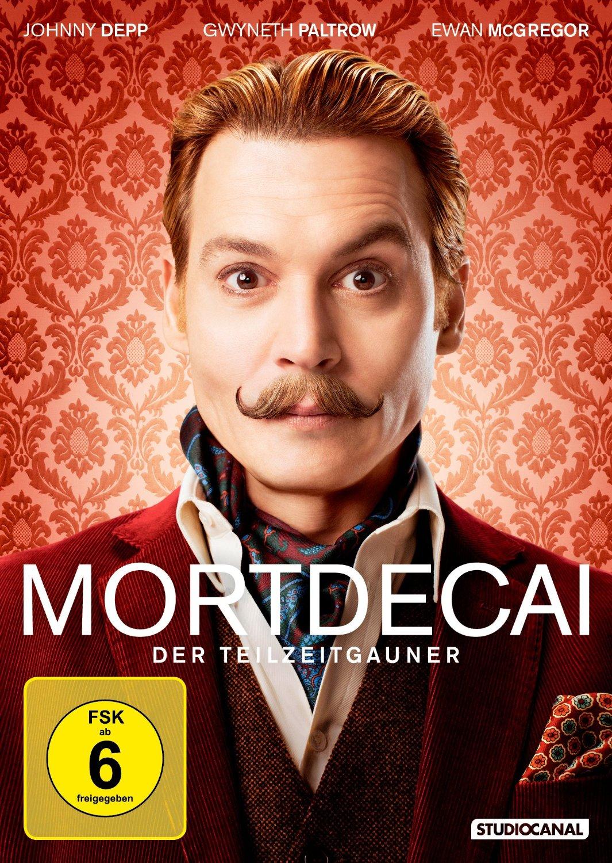 Mortdecai – Der Teilzeitgauner