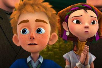 Norva und Sam retten die Welt