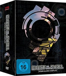 Ghost in the Shell Stand Alone Complex Staffel 1