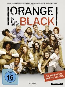 Orange is the new Black Staffel 2