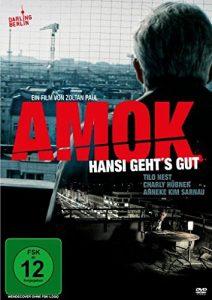 Amok Hansi gehts gut DVD