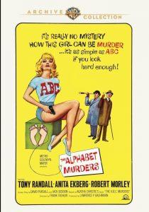 Die Morde des Herrn ABC DVD