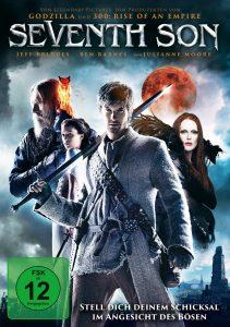 Seventh Son DVD
