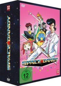 Space Dandy Staffel 2