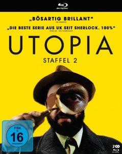 Utopia - Die komplette 2. Staffel