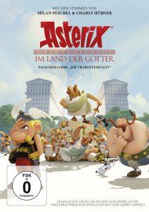 Asterix im Land der Goetter DVD