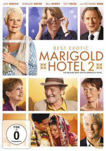Best Exotic Marigold Hotel 2 DVD