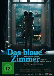 Das blaue Zimmer DVD