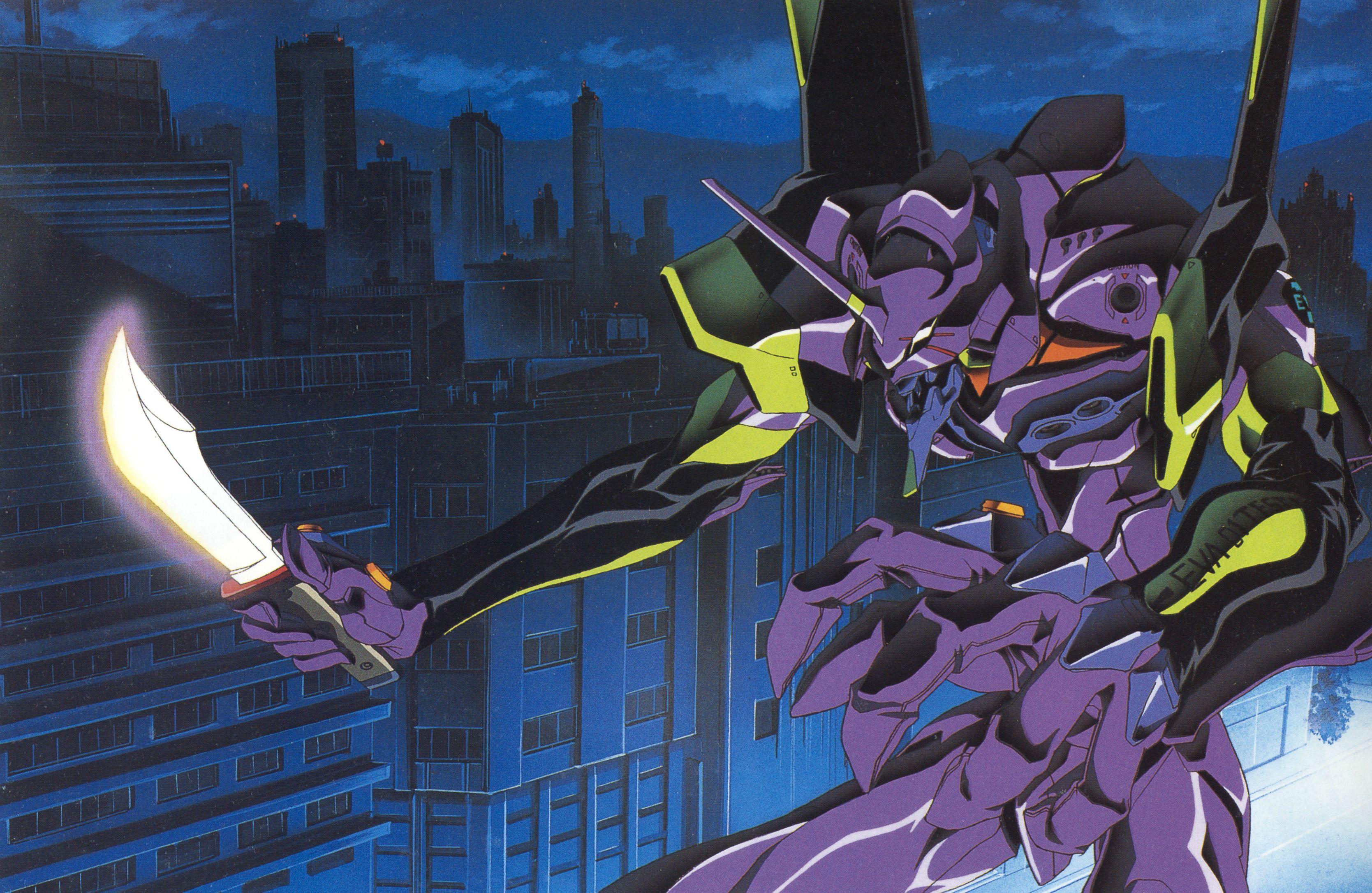 Neon Genesis Evangelion Film Rezensionen De