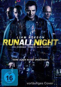 Run All Night DVD