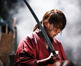 Rurouni Kenshin The Legend Ends Frontpage