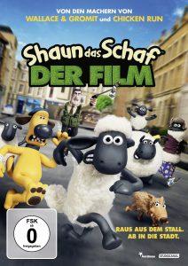 Shaun das Schaf der Film DVD