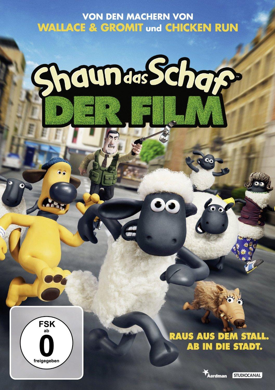 Dvd Shaun Das Schaf