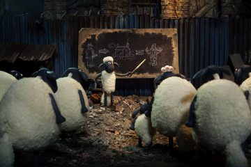 Shaun und die Herde haben einen Plan
