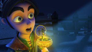 Tom Daeumling und der Zauberspiegel