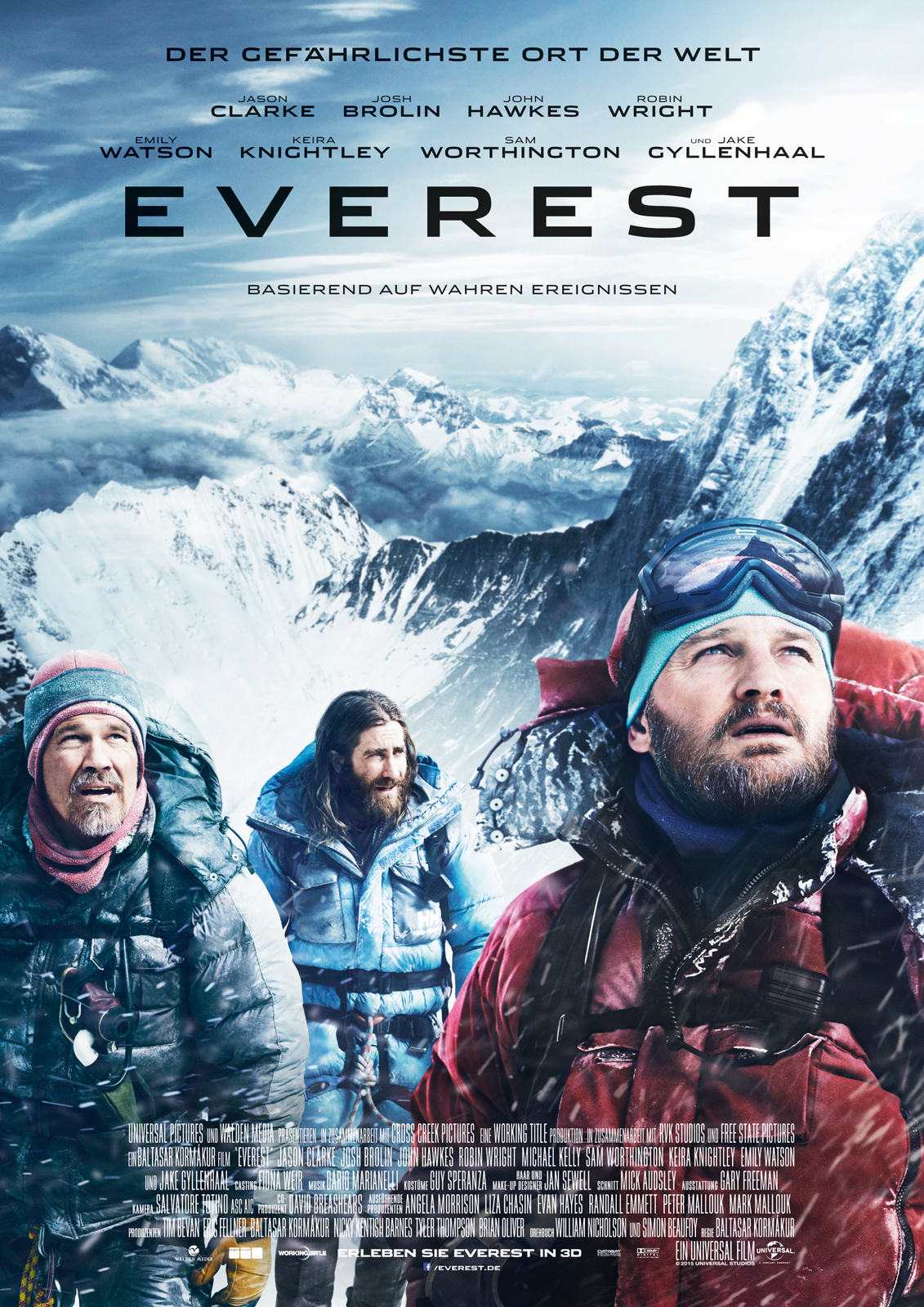 Everest Filmstarts
