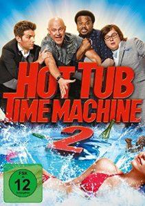 Hot Tub Machine 2 DVD