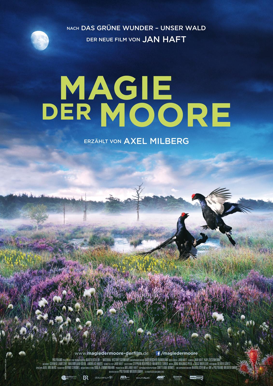 Magie der Moore | Film-Rezensionen.de