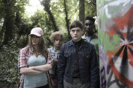 Misfits - Die komplette 1. Staffel