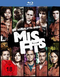Misfits Die komplette Serie