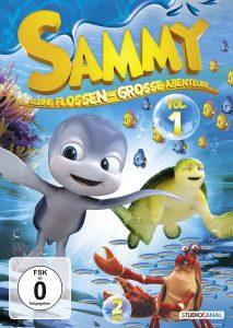 Sammy Kleine Flossen grosse Abenteuer Volume 1
