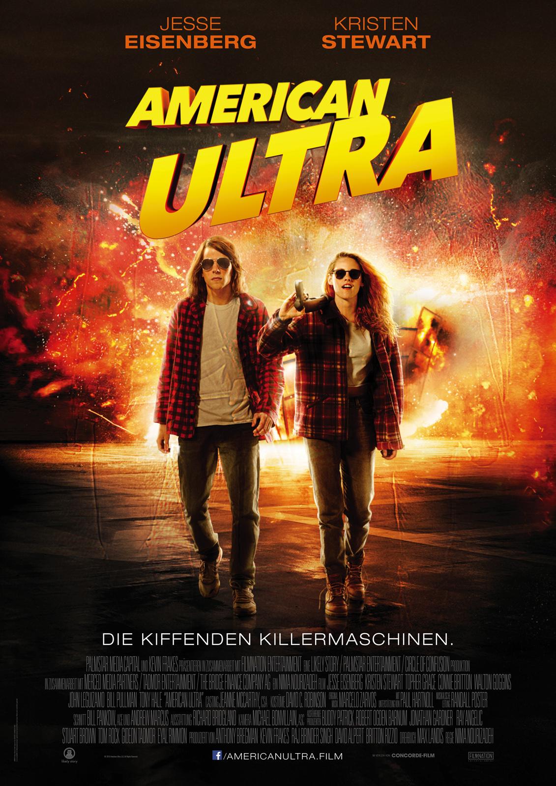 American Ultra | Film-Rezensionen.de