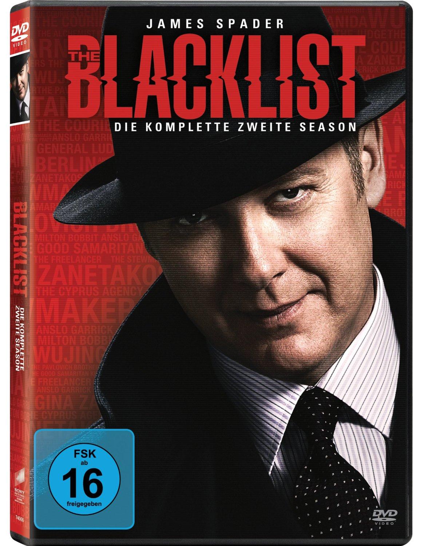 Staffel 2 Blacklist