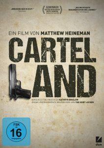 Cartel Land DVD