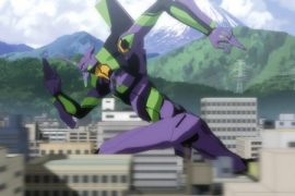 Evangelion: 2.22 - You Can (Not) Advance (2009)