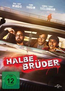 Halbe Brueder DVD