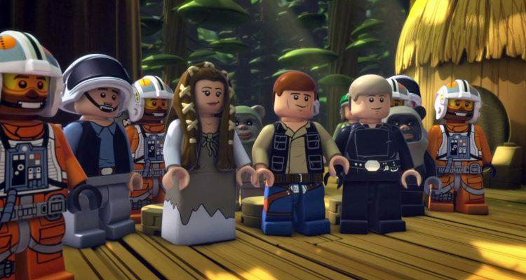 Lego Star Wars Die Droiden Saga Vol 1