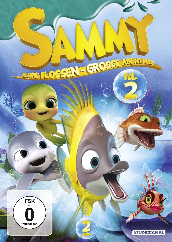 187 Sammy Kleine Flossen Gro 223 E Abenteuer Vol 2