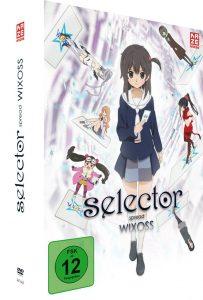 Selector Spread WIXXOSS