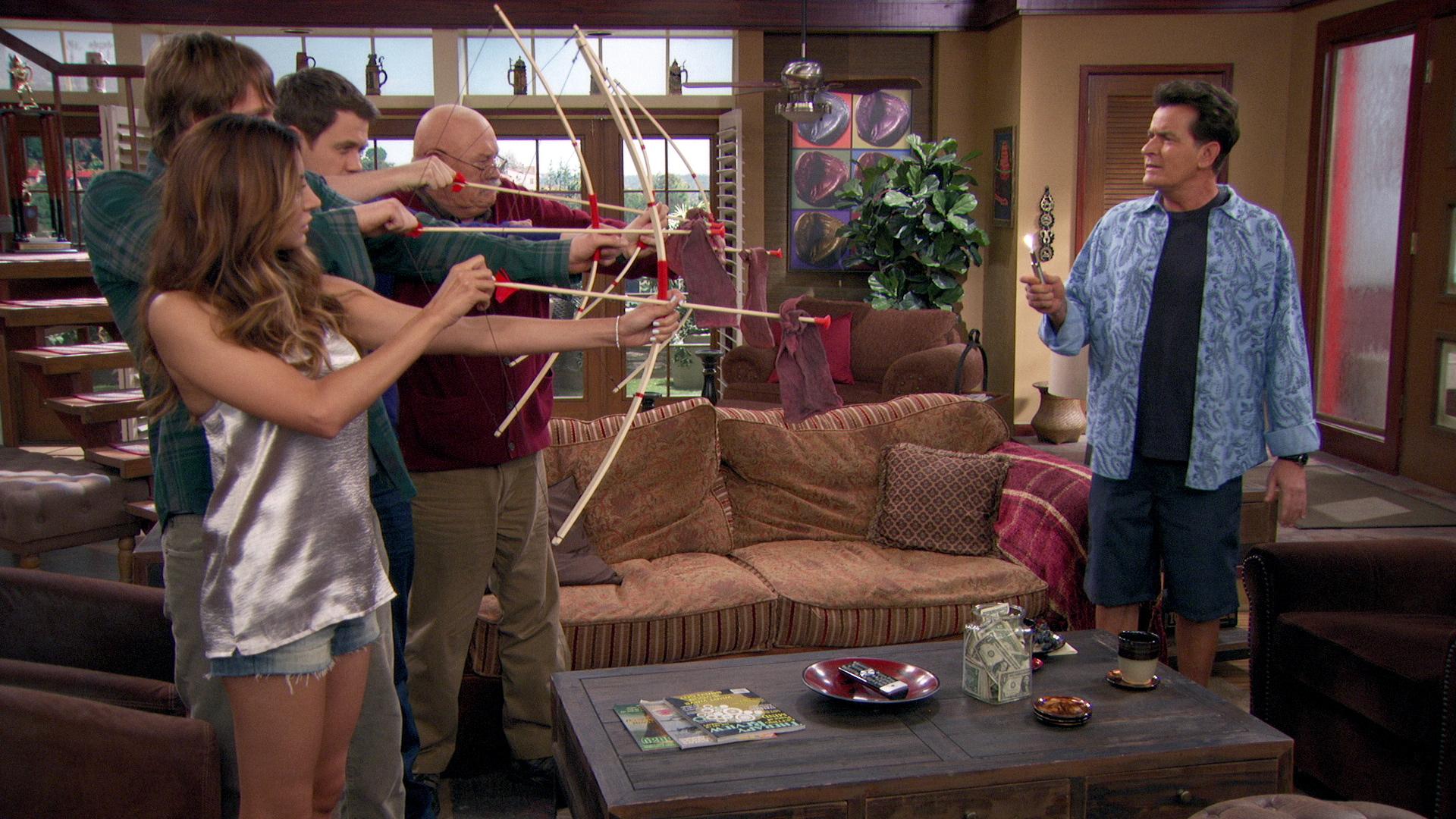 anger management 11 Episode recap anger management on tvcom watch anger management episodes, get episode information, recaps and more.