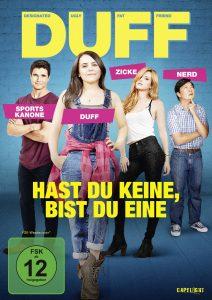 Duff DVD
