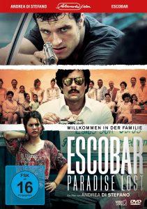 Escobar Paradise Lost DVD