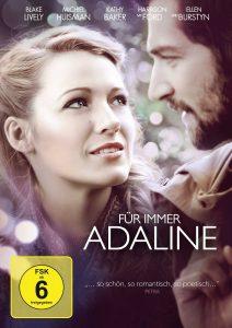Fuer immer Adaline DVD