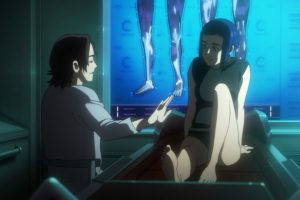 Ghost in the Shell Arise Border 3 Ghost Tears