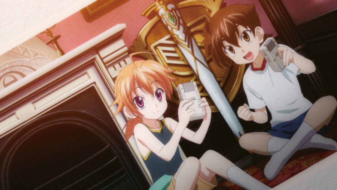 High school dxd new 02 - 4 7