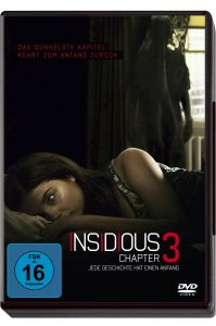 Insidious Chapter 3 DVD