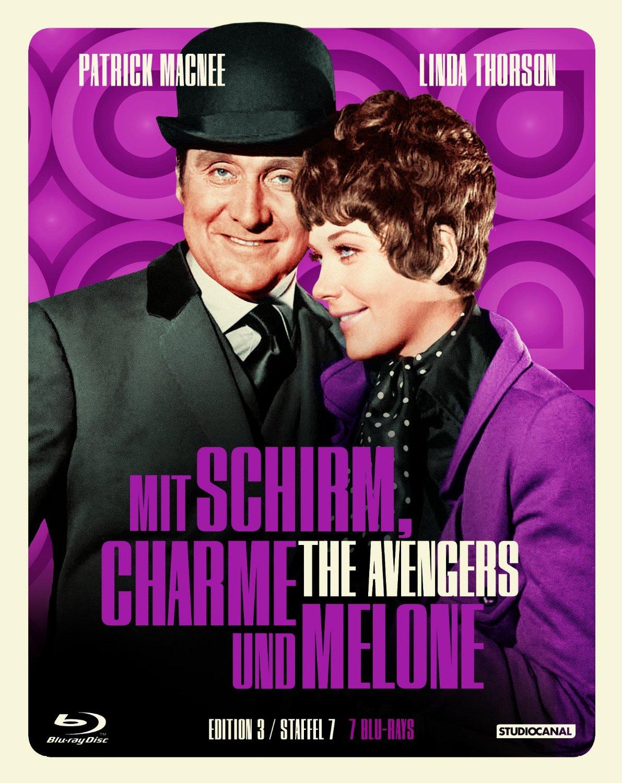 Mit Schirm Charme Und Melone Film Stream