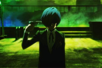 Persona 3 Spring of Birth