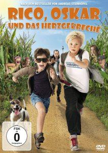 Rico Oskar und das Herzgebreche DVD